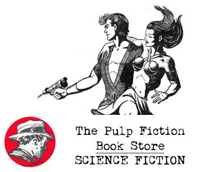 Science Fiction at the Pulp Fiction Book Store
